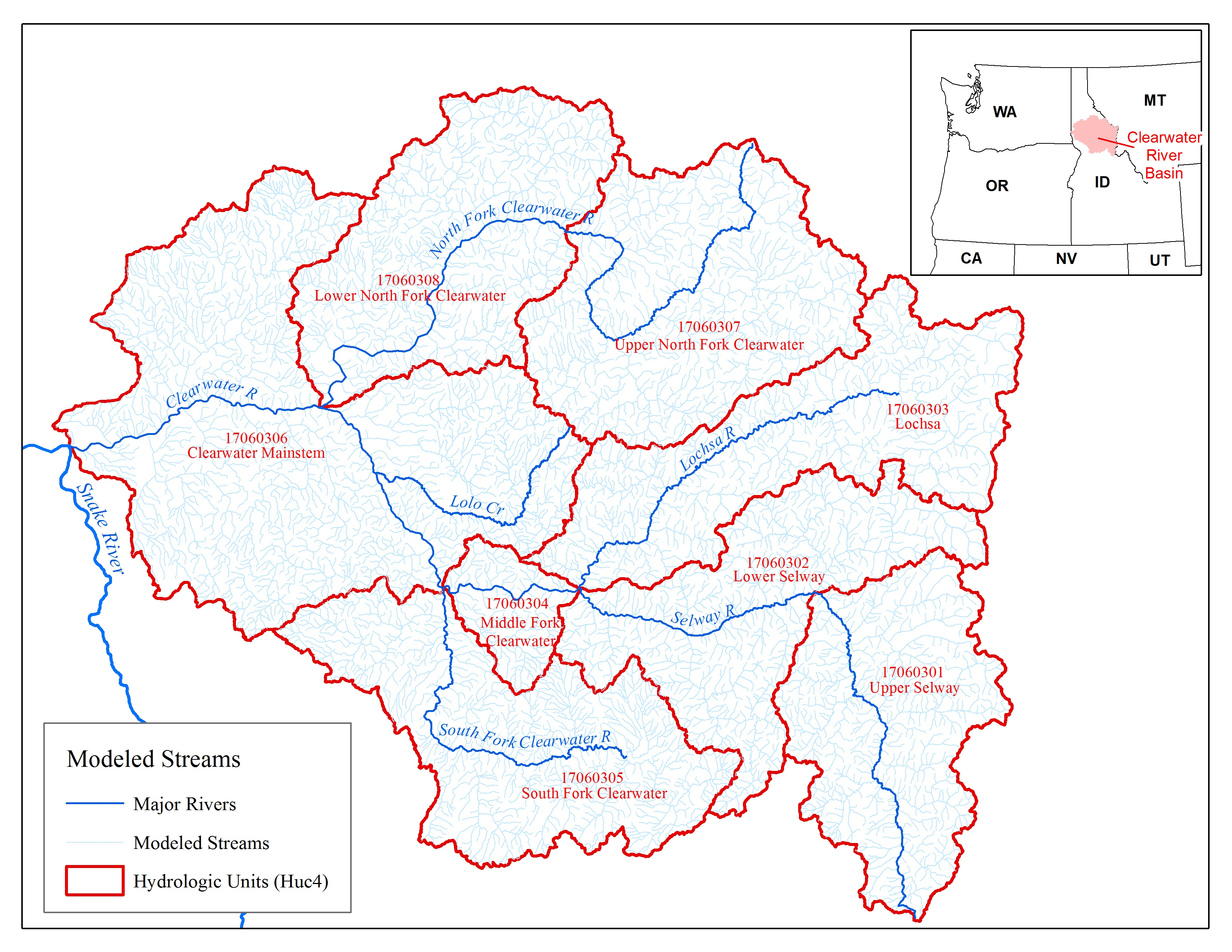 Columbia River Inter-Tribal Fish Commision data download